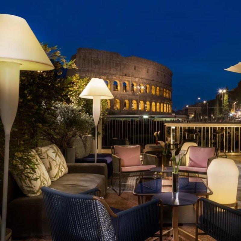 Più romantica di Roma solo una cena romantica a Roma: 4 ristoranti che fanno al caso