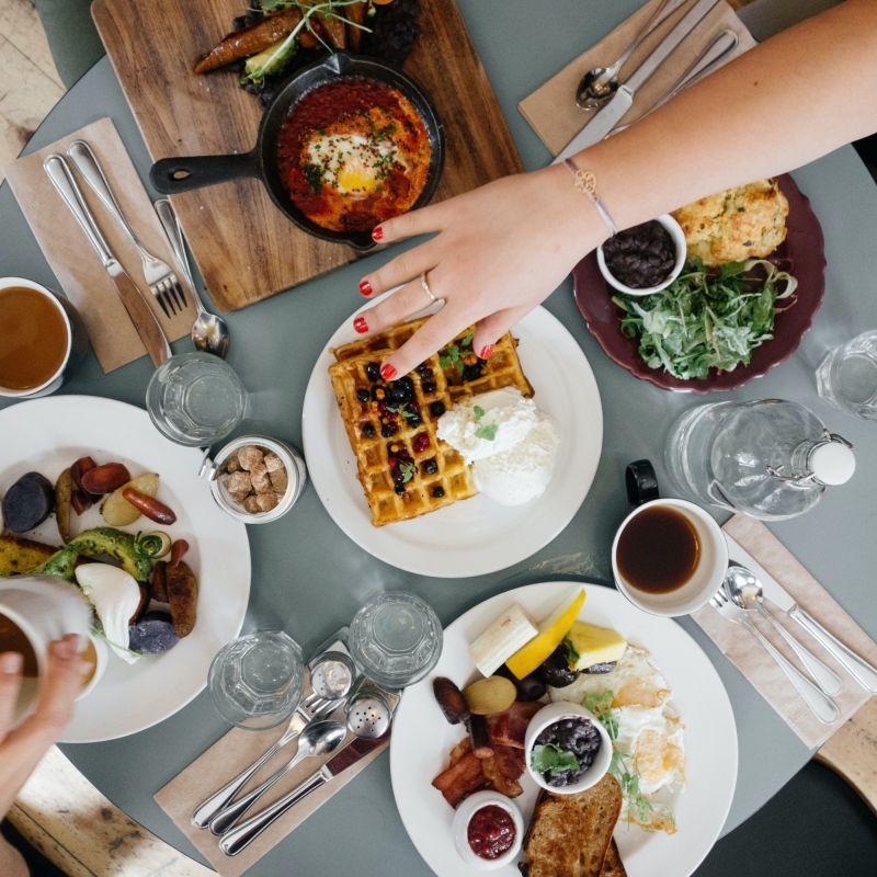 Il brunch a Firenze si rinnova, sempre più a metà strada tra colazione all'inglese e pranzo della domenica