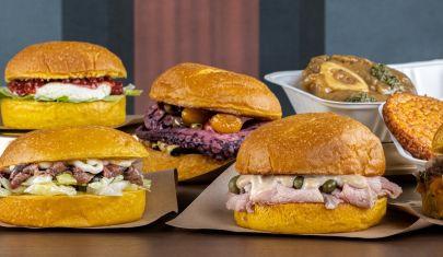 Ecco il Panattonin, street food creato con l'impasto tradizionale del panettone