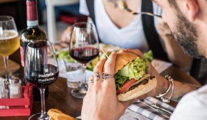Ogni hamburger a Padova ha la sua filosofia: la mia è non fare la dieta