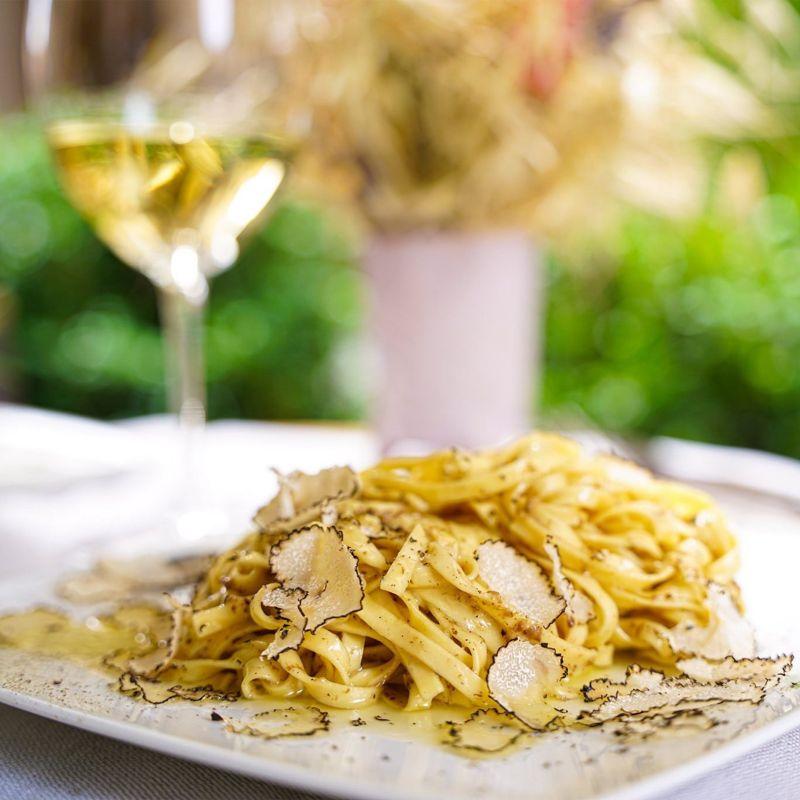 I ristoranti per mangiare il tartufo a Firenze: il re del bosco protagonista in tavola