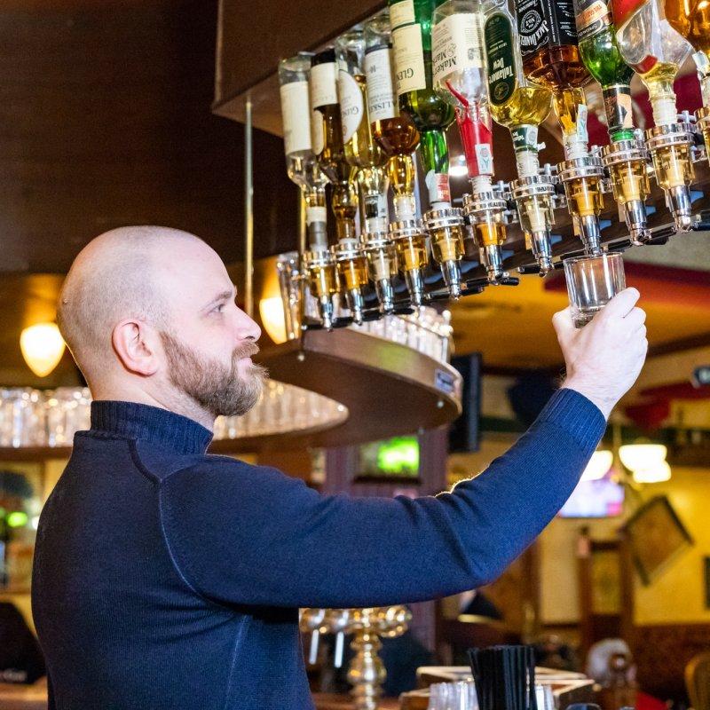5 cose che puoi bere al Tennent's Grill (se non sei astemio o nel pieno di una gravidanza)