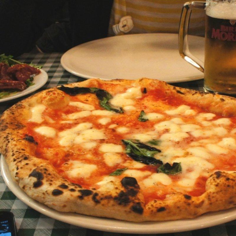 Quando mangiamo la pizza simm' tutt' napulitani, anche a Treviso