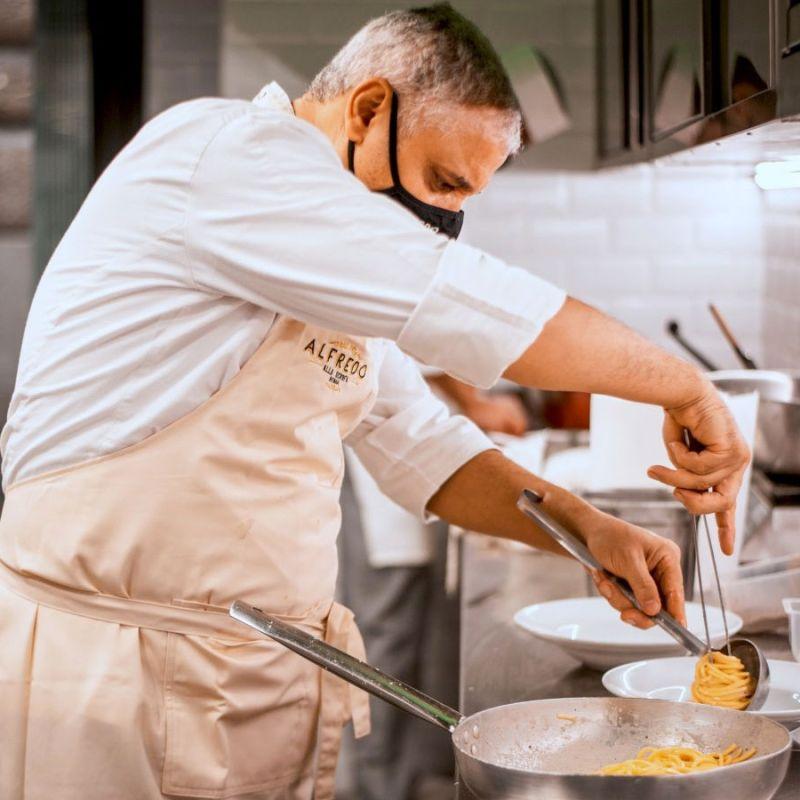 L'amore per la cucina romana in una web serie: AMOR