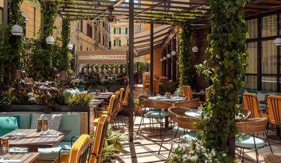 Inaugura Beverly, il nuovo ristorante dentro al The Hoxton, Rome
