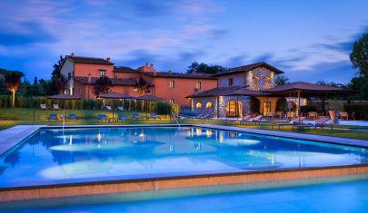 In terrazza o a bordo piscina: sogna in grande per la tua estate a Firenze