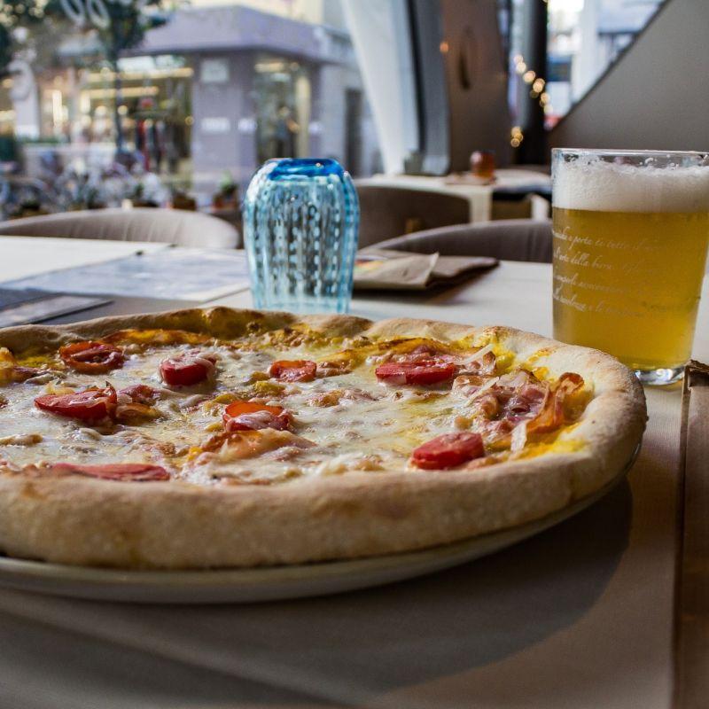 I ristoranti di Pescara per mangiare all'aperto