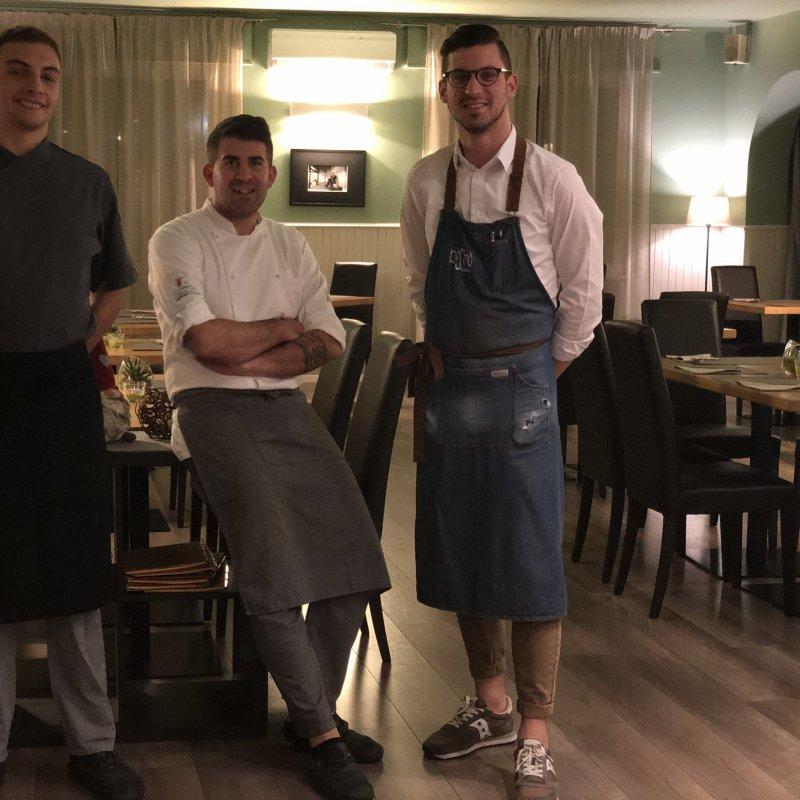 Al Bistro '73 chi fa da sé non fa per tre: chiacchierando con chef Nicola