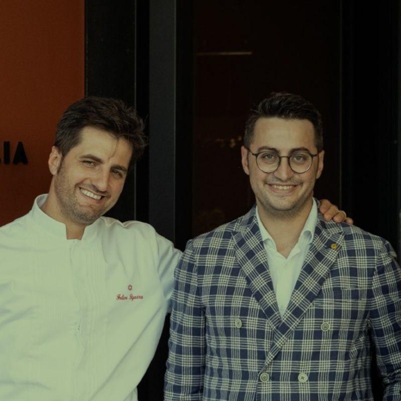 Lo chef Felice Sgarra ha riaperto nella città più gourmet di Puglia, Trani