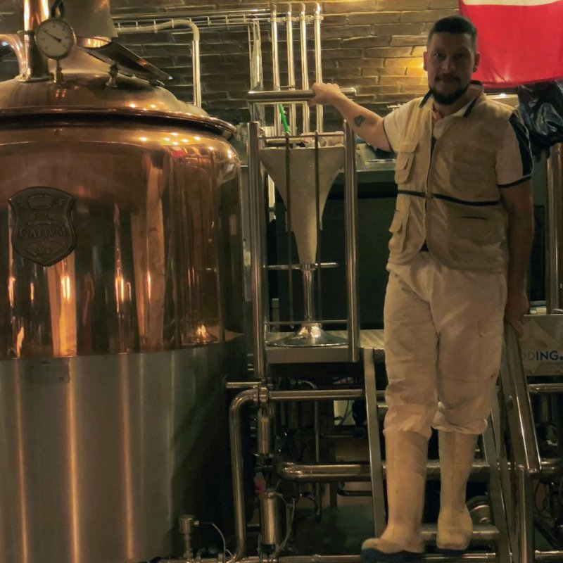 Tutto ciò che hai sempre voluto sapere sulle birre artigianali di Galivm spiegato dal suo mastro birraio