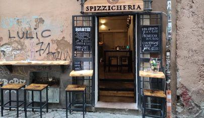 Noantri Trastevere, l'aperitivo in spizzicheria tra tradizione e grandi bollicine