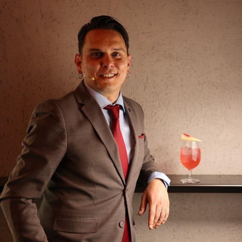 Chi è il miglior bartender d'Italia alla finale nazionale del Diageo Reserve World Class 2021
