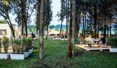 Aperitivo nel parco: il fine settimana sulle colline di Firenze