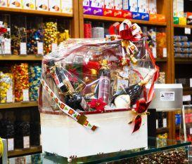 Sogno o son cesto? I cesti natalizi per un Natale magico a Roma