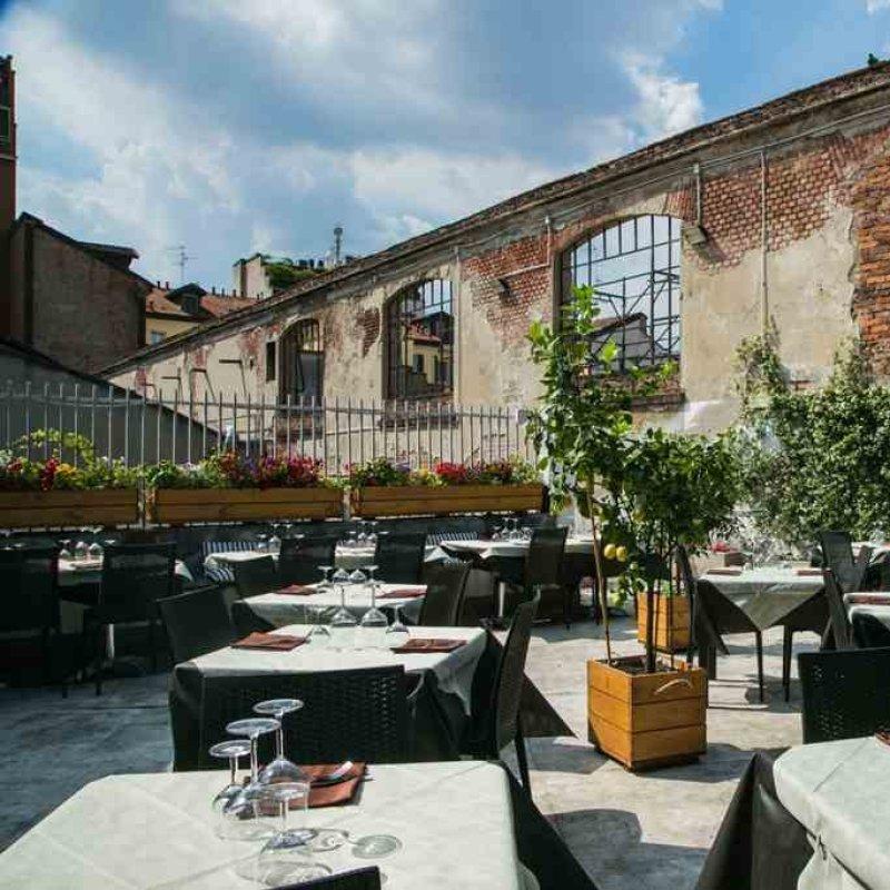 Ti spiego perché in questi ristoranti di Milano ci si gode (finalmente) la primavera in pieno