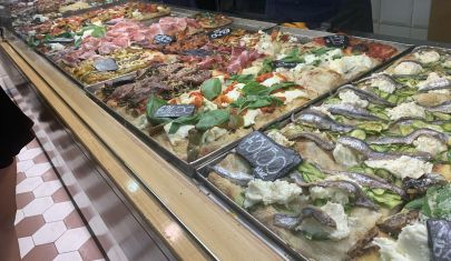 Elette le 50 Migliori Pizze in Viaggio in Italia, da taglio e asporto, 2021