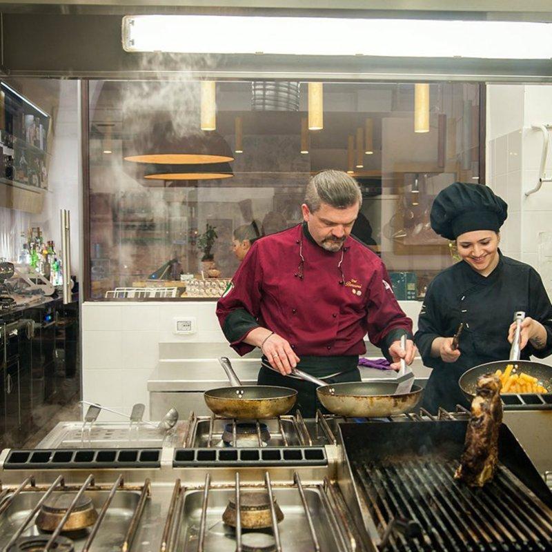 Come rubare i segreti dello chef? I ristoranti di Firenze con cucina a vista