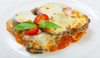Siciliana o napoletana? Io ti dico che a Roma la parmigiana si mangia da Dio
