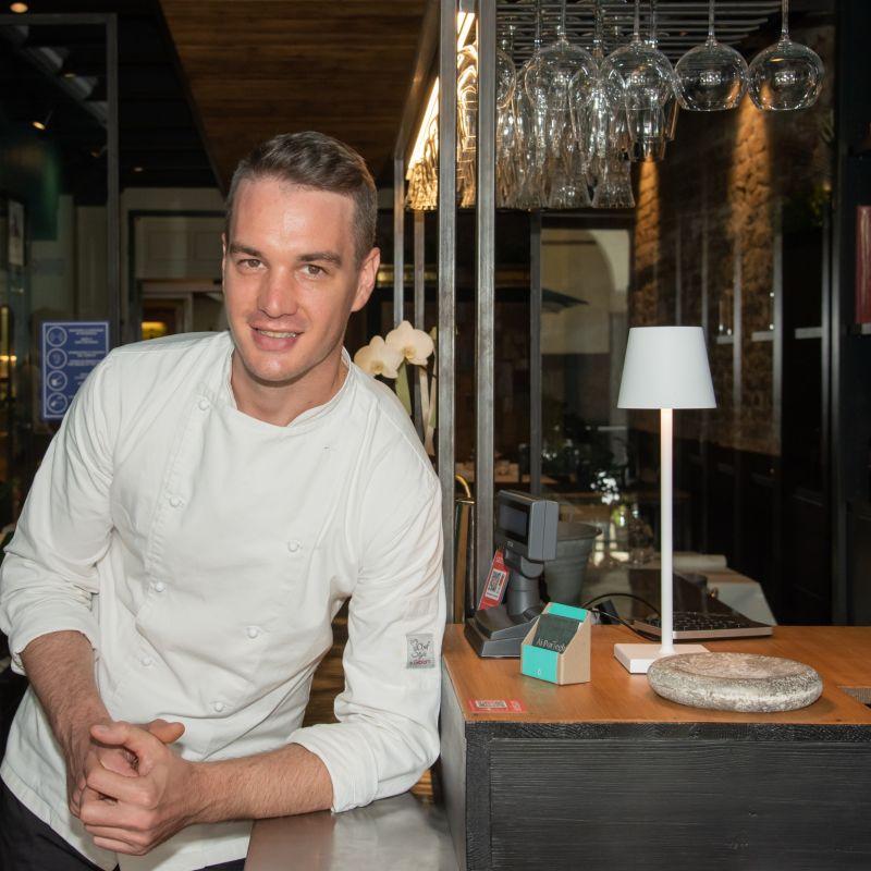 Matteo Mezzaro: dalla haute cuisine internazionale al cuore di Padova con il suo Ai Porteghi