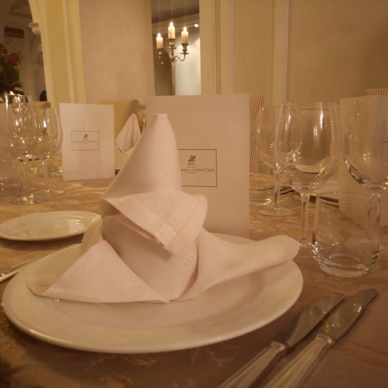 Mangiare bene in un ristorante d'hotel si può: Ristorante La cupola a Venezia