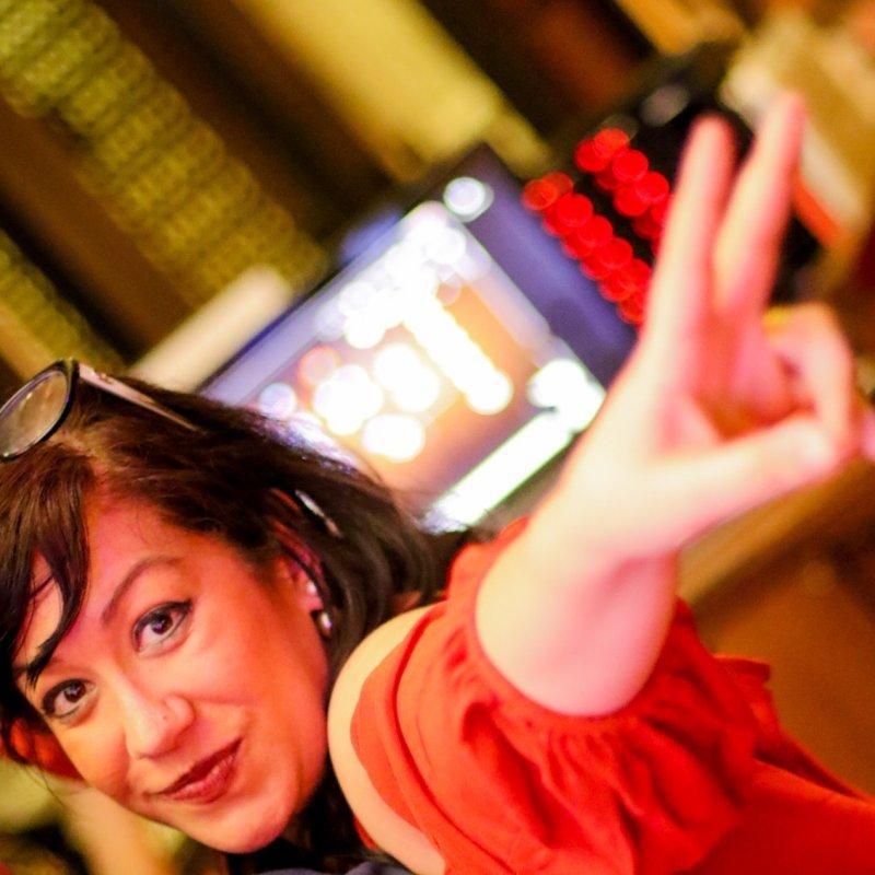 Parlando di burger Veg per carnivori e foglie d'oro con Eleonora Verdica di Hard Rock Cafe Venezia