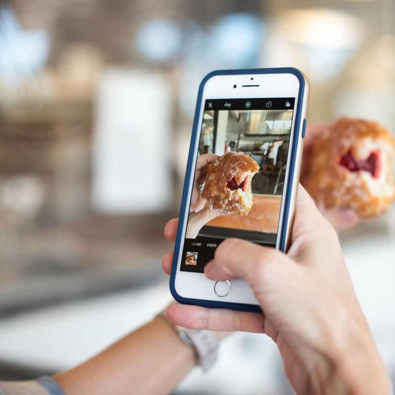 I food trends del 2020 raccontati da TikTok