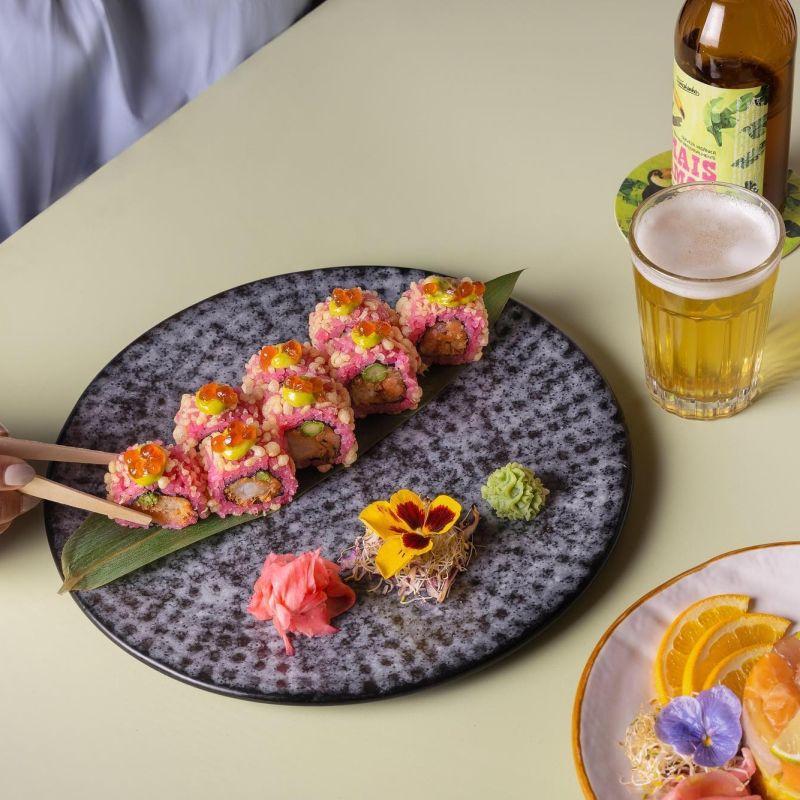 Si scrive sushi, si legge fusion: ecco 5 ristoranti di Roma dove il sushi diventa poesia