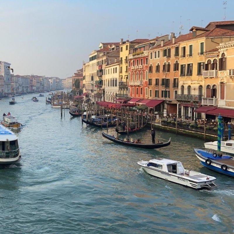 American Express per il Natale di Luce 2020 a Venezia