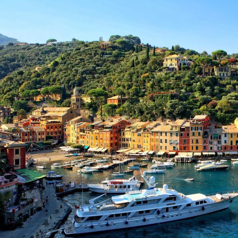 Carlo Cracco ha aperto il suo nuovo ristorante a Portofino