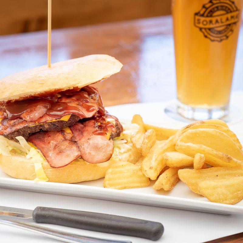 Tutti i giorni sono buoni per un hamburger a pranzo. Ecco dove a Lecce e dintorni