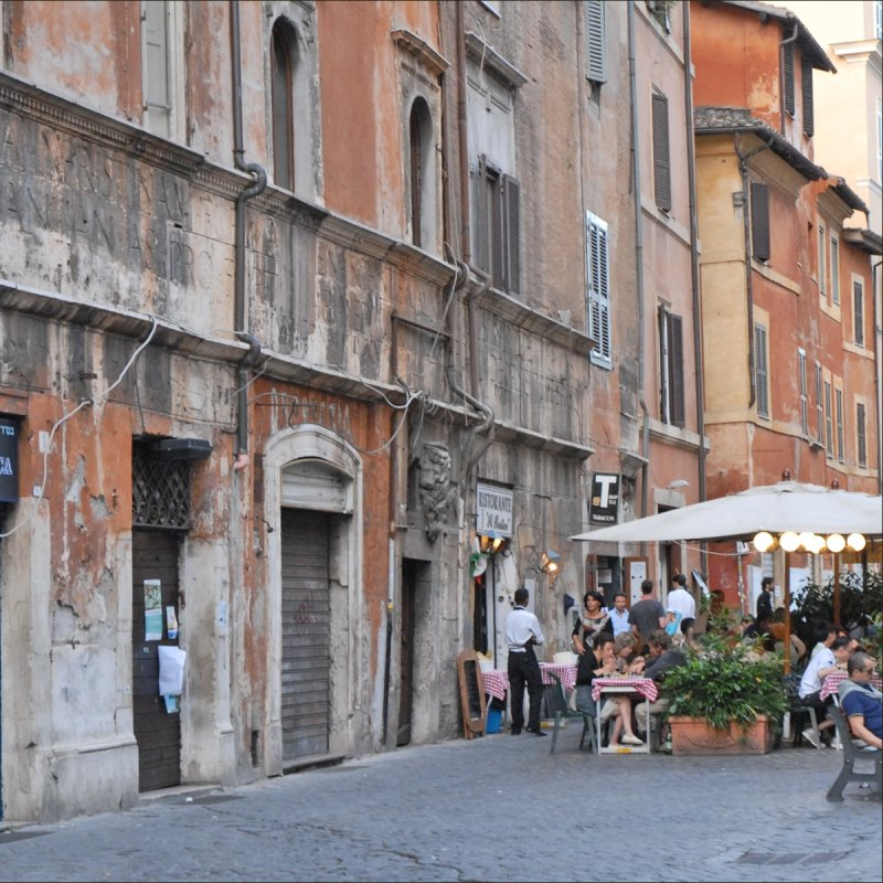 Le mie 24h nel Ghetto di Roma tra cibo, cibo e ancora cibo