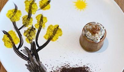 La chef che dipinge la natura: le due anime di Patrizia Girardi di Masseria Amastuola, Crispiano (TA)
