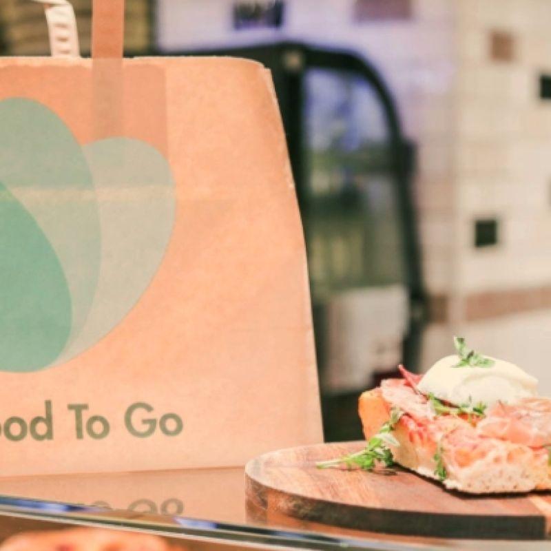 CIRFOOD e l'app Too Good to go insieme per la lotta allo spreco alimentare