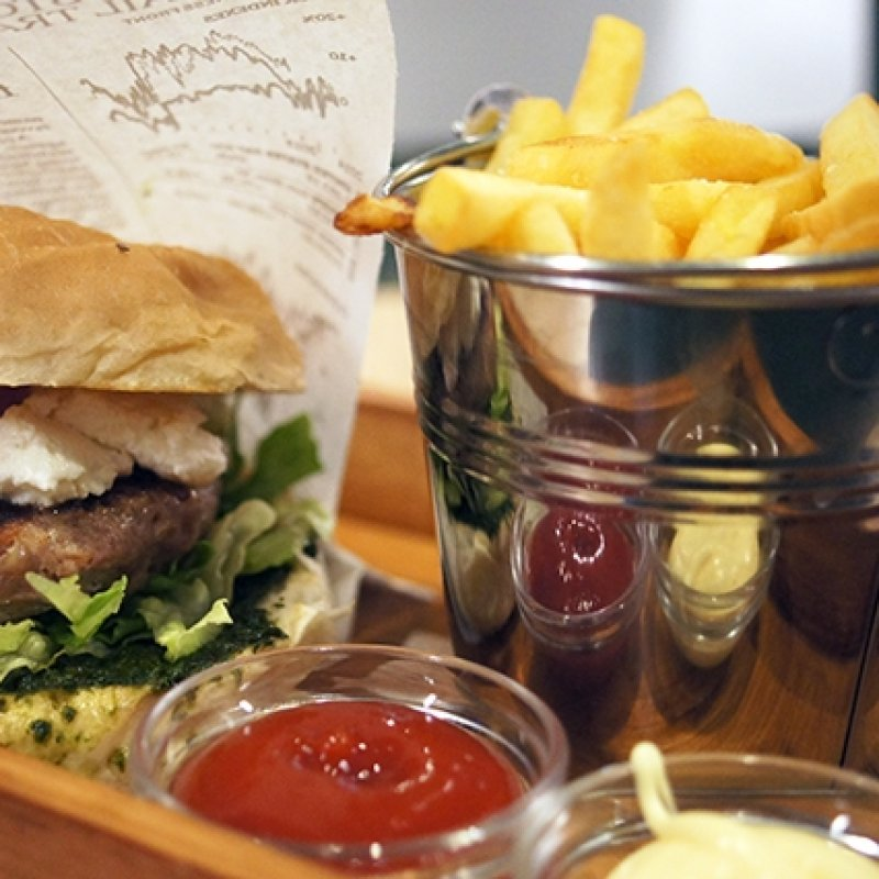 "Cult Burger and Things - Una cena a base di burger e ""cose"" buone"