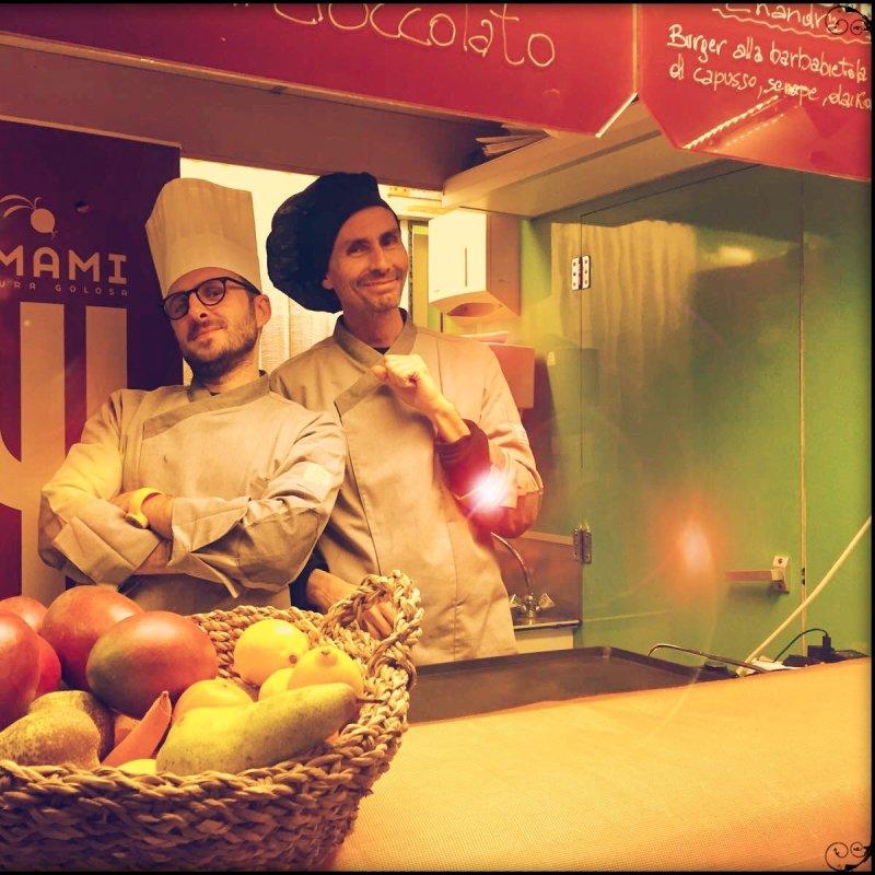 Sandro e Pravas raccontano un'idea: quella di un food-track ispirato a una nuova cucina alla riscopera della natura.