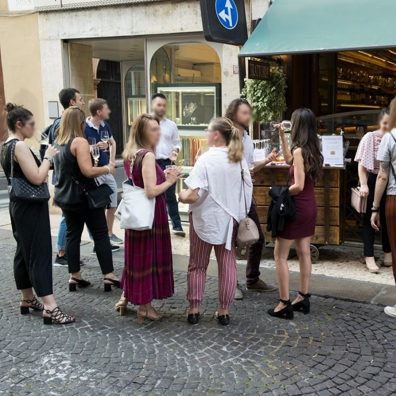 Aperitivo con i butei a Verona: dove, quando e perché