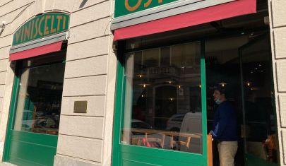 La nuova insegna dello chef Diego Rossi a Milano: l'Osteria Alla Concorrenza