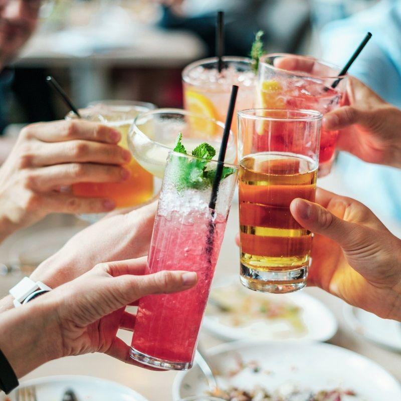 Roma Nord non s'è mai fermata: ecco 5 aperitivi che ti faranno sognare