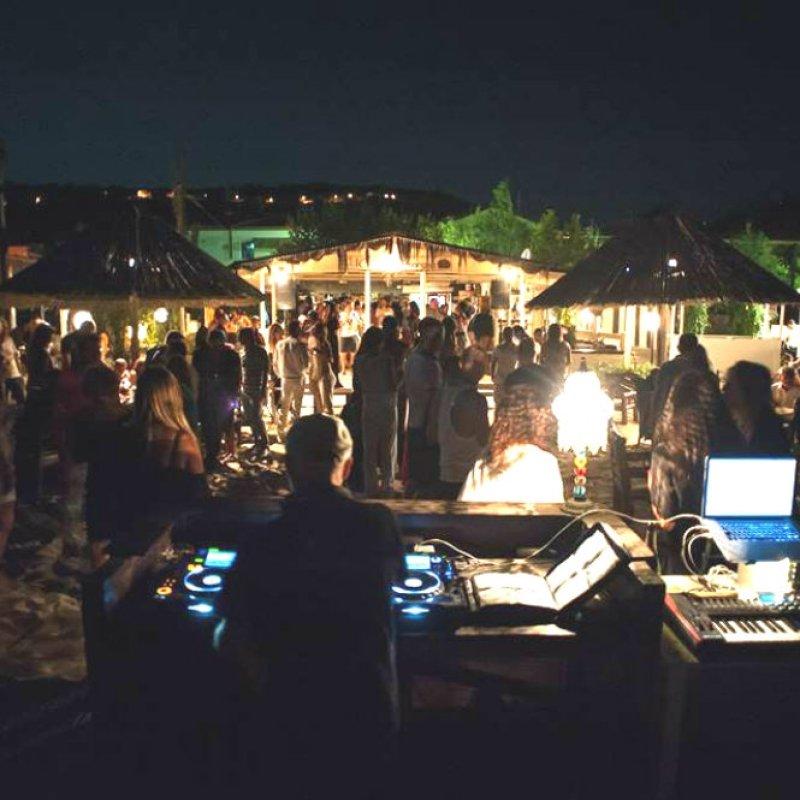 I lidi per fare serata sulla spiaggia a Pescara