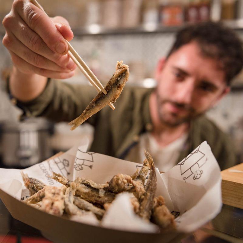 Il sushi man che ama Bari, intervista ad Adriano Cinquepalmi