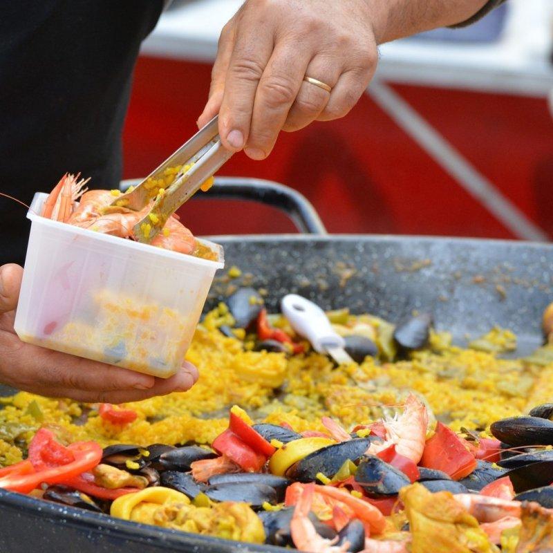 Cene ghiotte: dove mangiare la paella in Veneto proprio come in Spagna