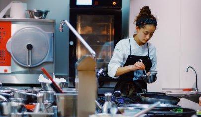 """""""Faccia i miei complimenti alla chef"""": quando la grande ristorazione di Roma è donna"""