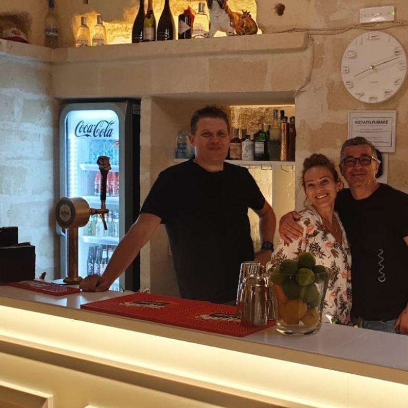 """La cucina """"fusion"""" tra la Lucania e il Lazio: la famiglia del Bollicine Bistrot si racconta"""
