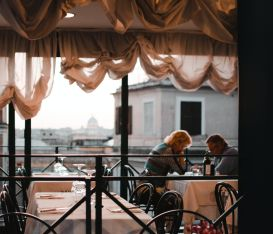 Cibo, amore e fantasia: 5 locali di Roma dove trascorrere un San Valentino da fiaba