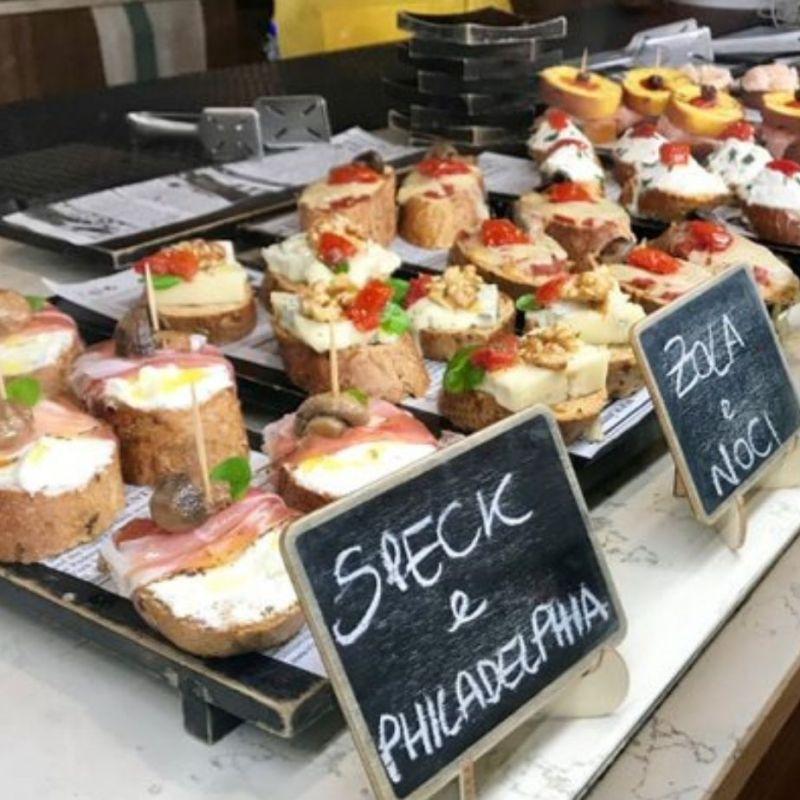 Bacaro-sfida a Mogliano Veneto: tutti gli aperitivi da provare (e tutti in una sera)