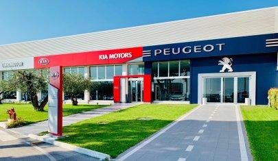 Auto elettriche? A Bari Euromotor porta il futuro su quattro ruote