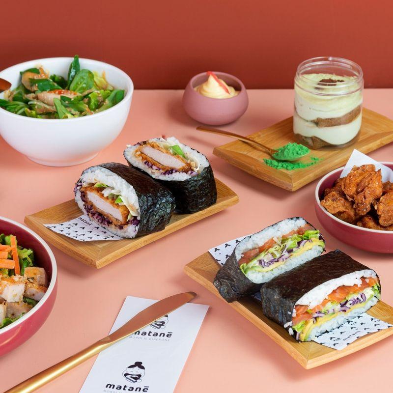 Un nuovo giapponese a Milano? Si, ma questo è dedicato agli onigirazu!