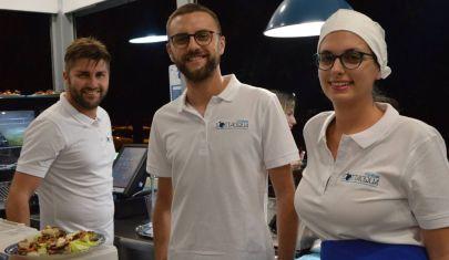 SottAcqua, Pasquale Sgaramella: «Il futuro dello street food è gourmet»
