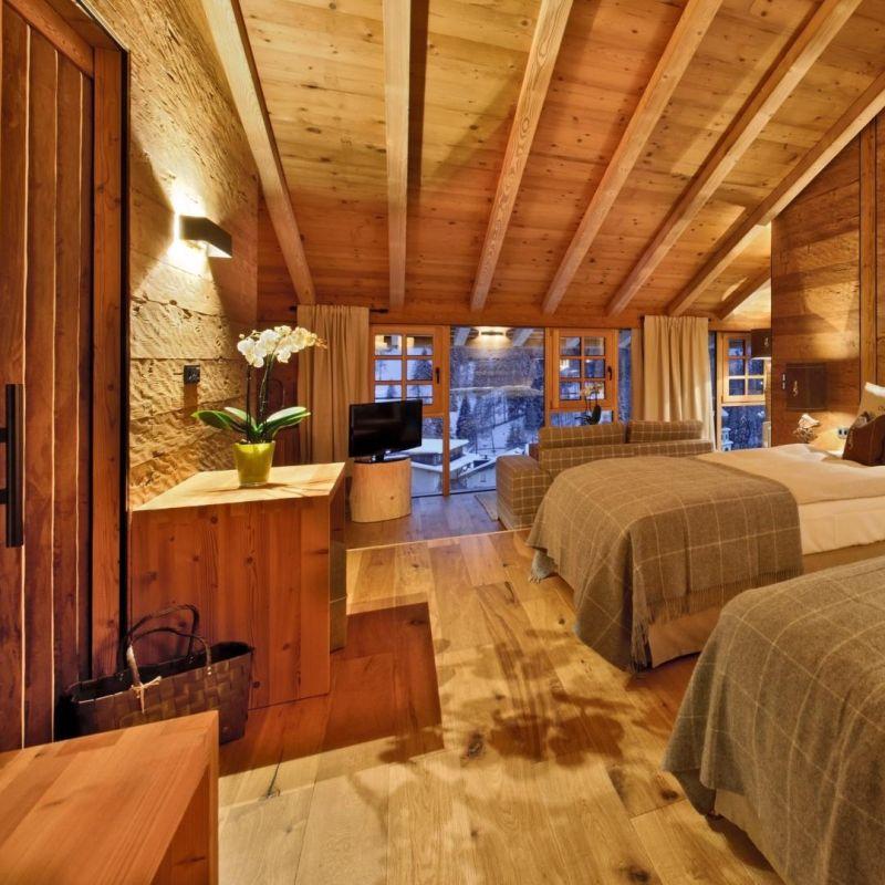 Le sorprese del Dolomiti Wellness Hotel Fanes a San Cassiano in Alto Adige