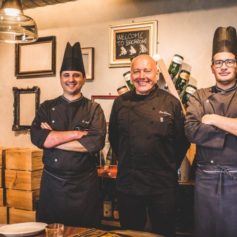 Chef Catenacci: dalla tradizione al futuro nelle cucine dell'Hotel Hilton Molino Stucky